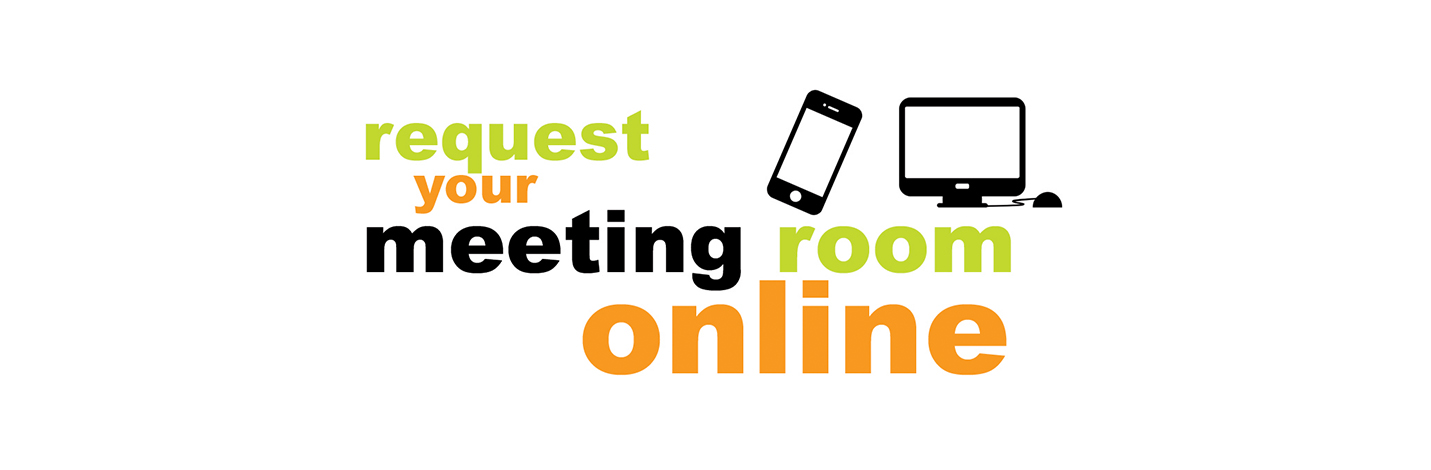 Request your meeting room online